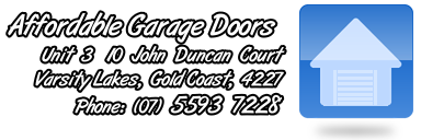 Affordable Garage Doors Brand